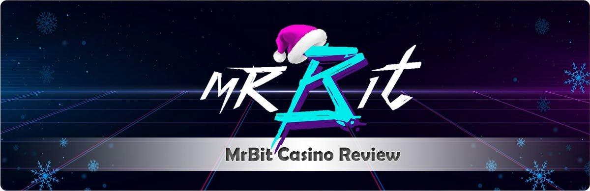 MrBit Casino header