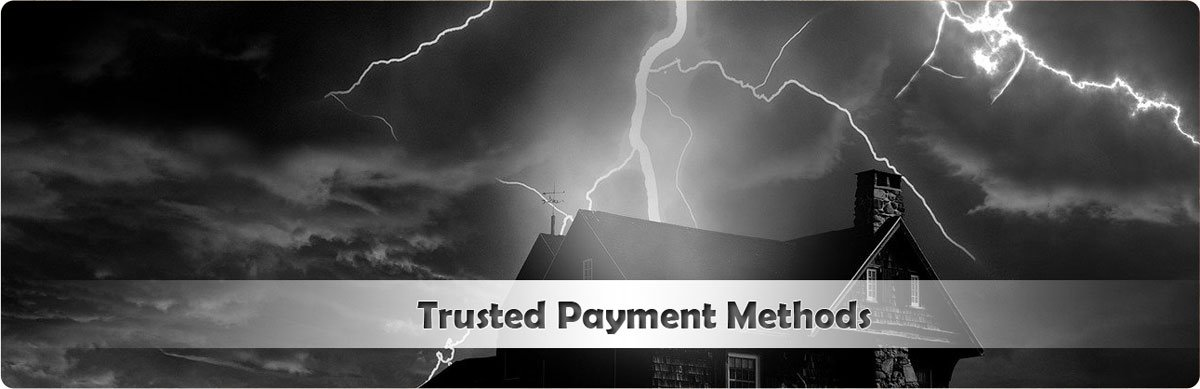 Trusted casino payment methods
